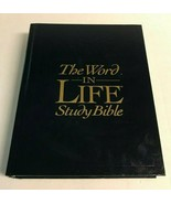 THE WORD IN LIFE STUDY BIBLE New Testament Edition New King James Versio... - $29.99