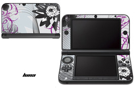 Skin Decal Wrap for Nintendo 3DS XL Gaming Handheld Sticker 12-15 LUNA PINK - $13.81