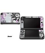Skin Decal Wrap for Nintendo 3DS XL Gaming Handheld Sticker 12-15 LUNA PINK - $13.81