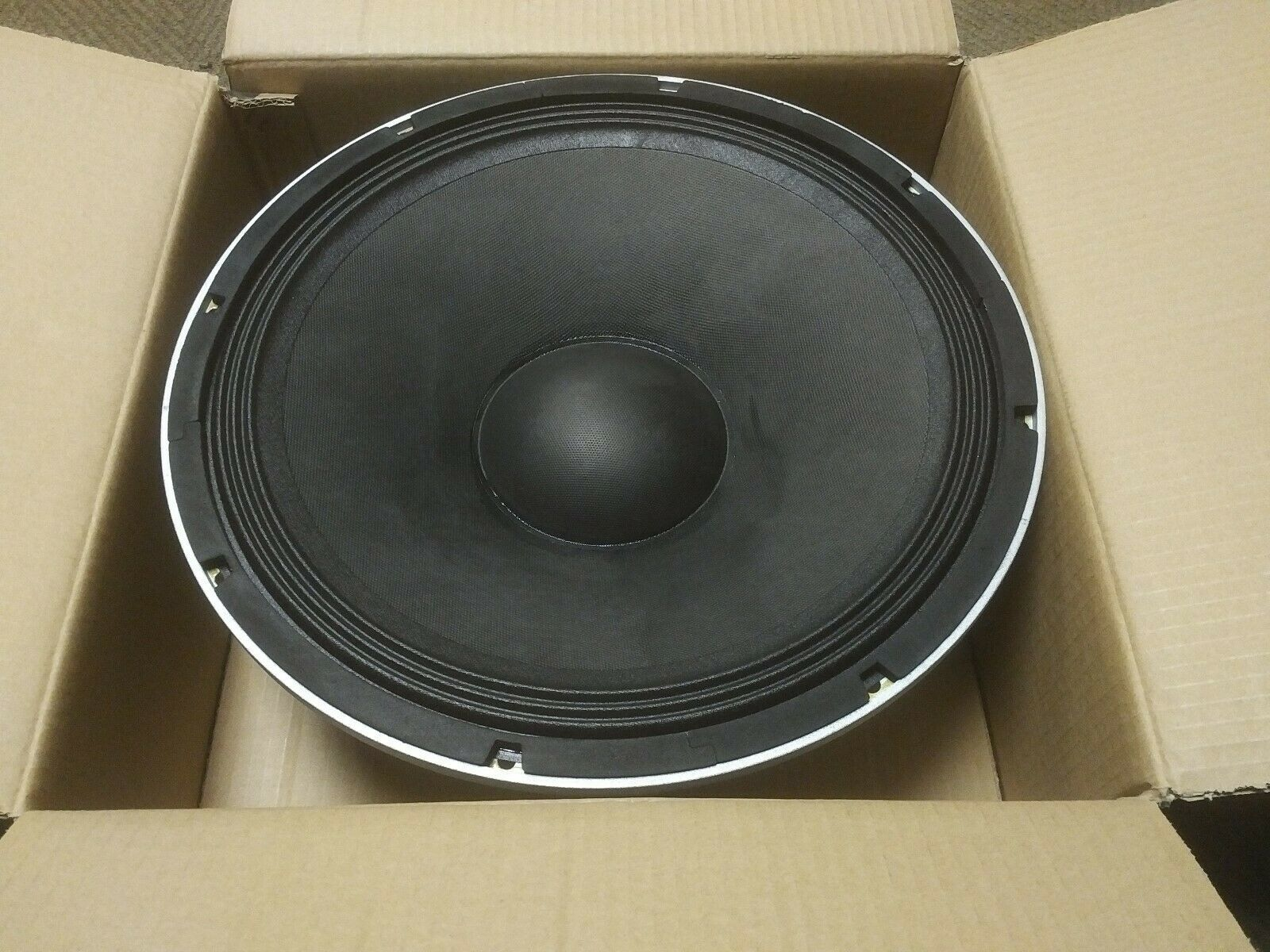 """Pair of (2)Technical Pro PW15F  15"""" 1500W PA/DJ Replacement Woofer"""