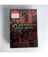 James Bond Ultimate Edition - Vol. 3 - (DVD, 2009, 10-Disc Set) BOX SET ... - $39.88