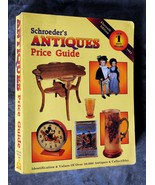 Schroeders' Antique Identification Price Guide Book 1993 11th Edition - $1.75
