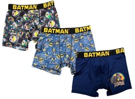 LEGO BATMAN & JOKER DC COMICS 3-Pack Boxer Briefs Underwear NWT Boys Sz.... - $12.78