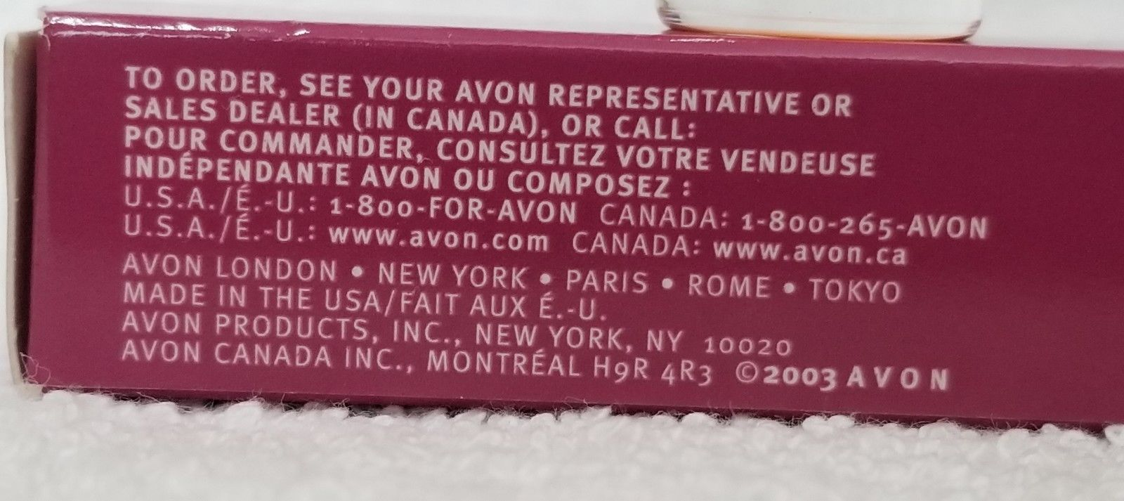 Avon Sweet Sparkle WATERMELON Lip Gloss Sheer Shimmer Rollerball .33 oz/10mL New image 3