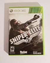 Sniper Elite V2 (Microsoft Xbox 360, 2012) CIB Complete - $9.85