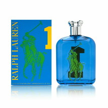 Big Pony 1 Blu da Ralph Lauren 124ml/125 Ml Eau De Toilette Spray per Uomo - $93.76