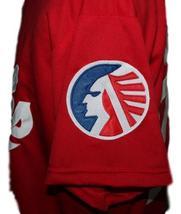 Bo Jackson #28 Memphis Chicks Custom Baseball Jersey Red Any Size image 4