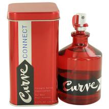 Curve Connect by Liz Claiborne 4.2 oz EDC Spray for Men - $24.74