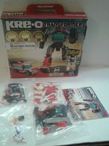 Kre-O Transformers 30662  Autobot Ratchet Hasbro 187 Pieces In Great Shape - $14.07