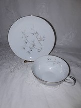Wentworth Fine China Cup and Saucer Tropica 7278  - $9.95