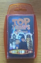 Top Trumps SpecialsDoctor Who Collectible cards Playing Friends Family - $5.35