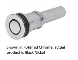 California Faucets 9050Z-BN Zerodrain Pop Down Style Drain in Black Nickel - $79.15