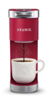 Keurig K-Mini Plus Single Serve, K-Cup Pod Coffee Maker, Cardinal Red - $74.99