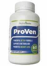 ProVen #1 Weight Loss Detox Fat Burner Weight Diet Pills Energy Lose Met... - $33.99
