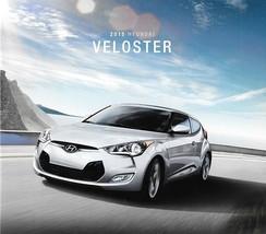 2015 Hyundai VELOSTER sales brochure catalog US 15 Turbo Reflex Tech R-Spec - $8.00