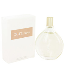 Donna Karan Pure Dkny Perfume 3.4 Oz Scent Spray  image 6