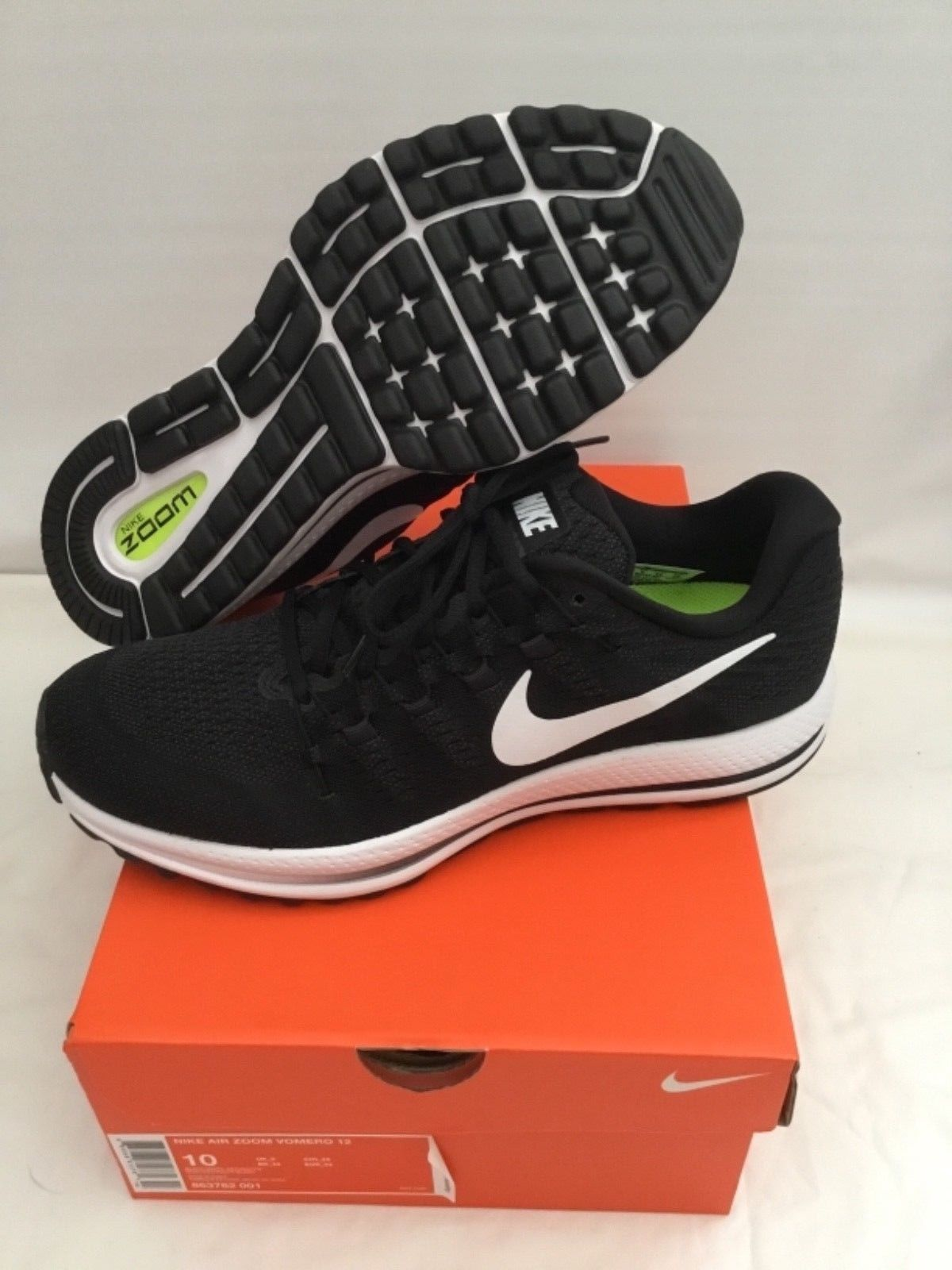e32ab153efd1 Nike Men s Air Zoom Vomero 12 Running Shoes and similar items. 57