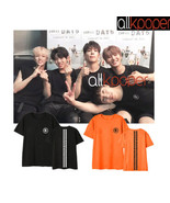 KPOP DAY6 T-shirt Every Day6 In July Concert Tshirt Casual Letter Tee Tops - $12.98