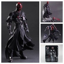 Star Wars Darth Maul Play Art 26cm Variant Kai Action Figure Toy With Box - $87.23+