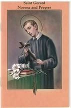 Saint Gerard Novena and Prayers