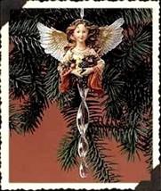 "Boyds Charming Angel Ornament ""Aurelia...Guardian of Harvest"" #25106- 2001 - $26.99"