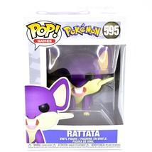 Funko Pop! Games Pokemon Rattata #595  Vinyl Figure