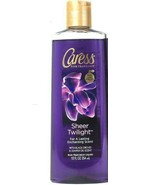 1 Bottle Caress 12 Oz Sheer Twilight Black Orchid & Juniper Oil Scent Bo... - $16.99