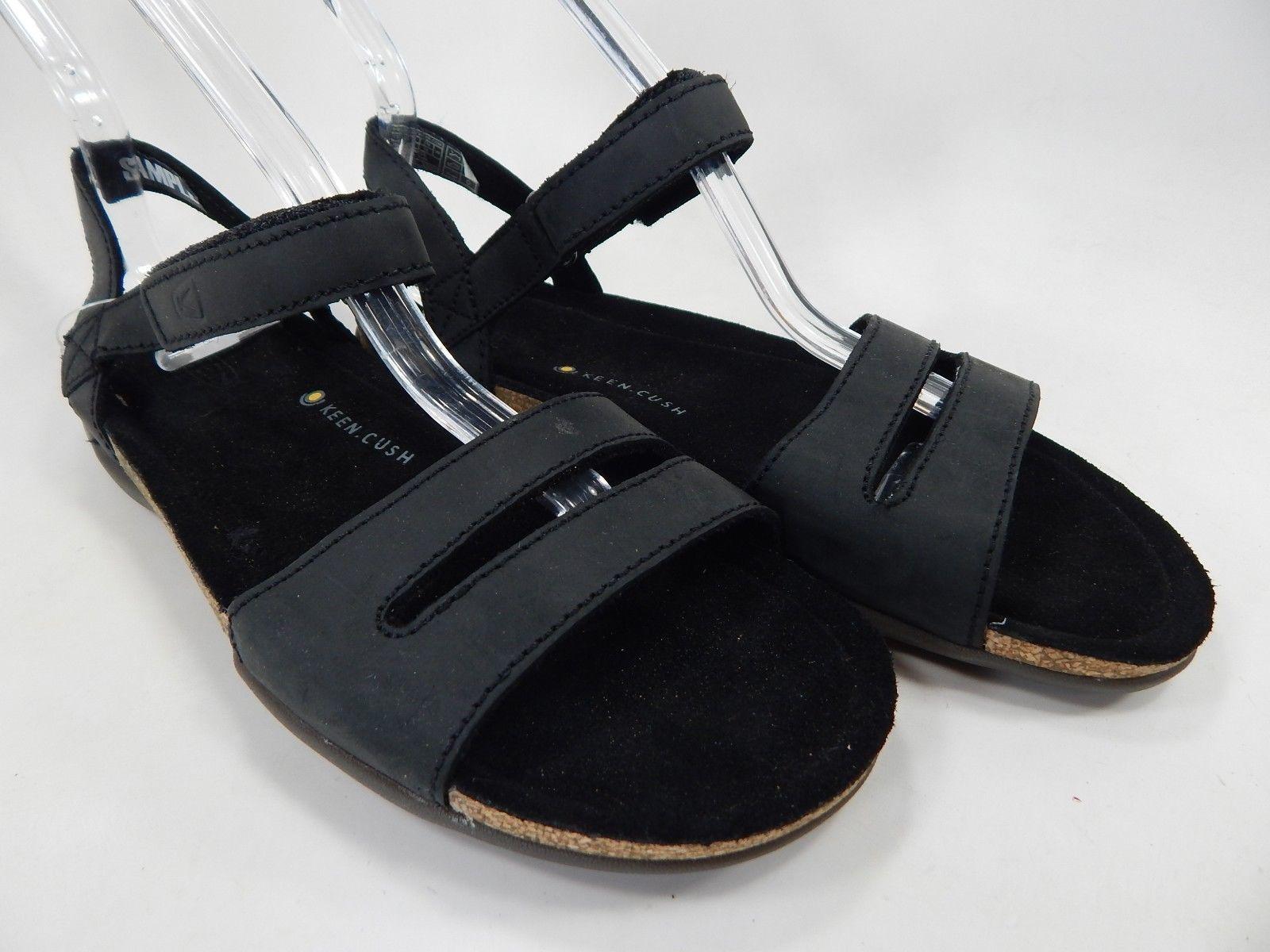 Keen Ana Cortez Size US 7 M EU 37.5 Women's Sports Sandals Black