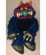 Vintage My Pet Monster 1980s AmToy Plush Stuffed Toy Original American G... - $234.95