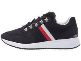 Tommy Hilfiger Women's Sport Athletic Lace-Up Fashion Fur Sneakers Shoes Riplee image 7