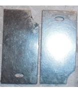 Singer 127 V.S. Shuttle Slide Plates Front 55504 & Rear 55503 Both Used ... - $25.00