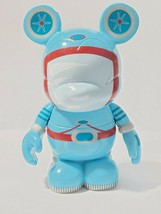 """Disney Vinylmation 3"""" Tomorrowland Suit Park 4 Maria Clapsis With Card - $12.95"""
