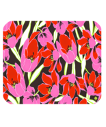 Msp1452 mousepads kate spade flowers tulips amer thumbtall