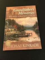 Thomas Kinkade A Grandfathers Memories To His Grandchild  Journal - $4.95