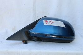 09 Audi A4 Sedan Sideview Power Door Wing Mirror Driver Left - LH (6 Wire) image 9