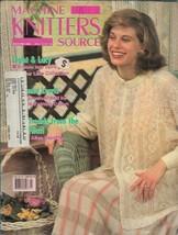 Machine Knitters Source May Jun 1995 Magazine Lace Collection Patterns &... - $4.27