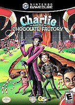Charlie and the Chocolate Factory (Nintendo GameCube, 2005) VERY GOOD - $7.44