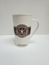 Starbucks Coffee Co Mug Cup Fresh Roasted Original Brown Siren Logo 16oz... - $9.89