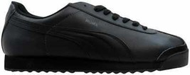 Puma Roma Basic Black 353572 17 Men's Size 12 - $65.00