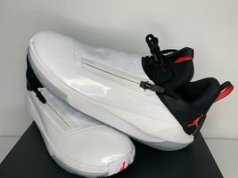 $110 NEW SIZE 10.5 MEN Nike Air Jordan Jumpman Hustle White RED Basketba... - $58.40