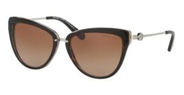 Michael Kors Sunglasses Abela Ii Mk 6039 314513 Tortoise Lavender w/ Brown Fade - $159.99