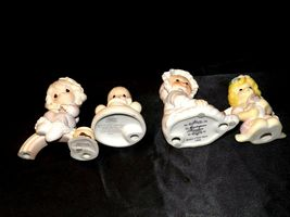 Precious Figurines Moments 4 Pieces AA-191706 Vintage Collectible image 3