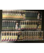 63 lot of card Triston McKenzie 2017 2018 2019 Bowman Draft Cleveland In... - $39.99