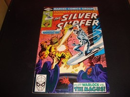 Fantasy Masterpiece #12 Silver Surfer Marvel Comic Book From 1980 FN 7.0... - $4.49