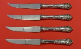 French Renaissance by Reed & Barton Sterling Silver Steak Knife Set 4pc Custom - $274.55