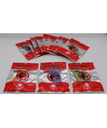 15pc Mosquito Bracelet Insect Repellent One Size Fits All Multi-Color Combo - $7.98