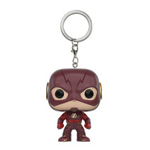 Funko Pop Keychain DC Justice League The Flash Action Figure Collectible... - $3.95