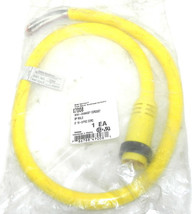 NEW BRAD HARRISON 47008 MINI-CHANGE CORDSET 9P MALE 3' 16-9 PVC CORD