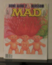 April 1993 Vintage E.C. Mad Magazine 318 Home Alone 2 Blossom Don Martin - $5.94
