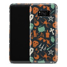Casestry | Multicolored Alternating Halloween Item | Galaxy S8 Plus Case - $242,37 MXN